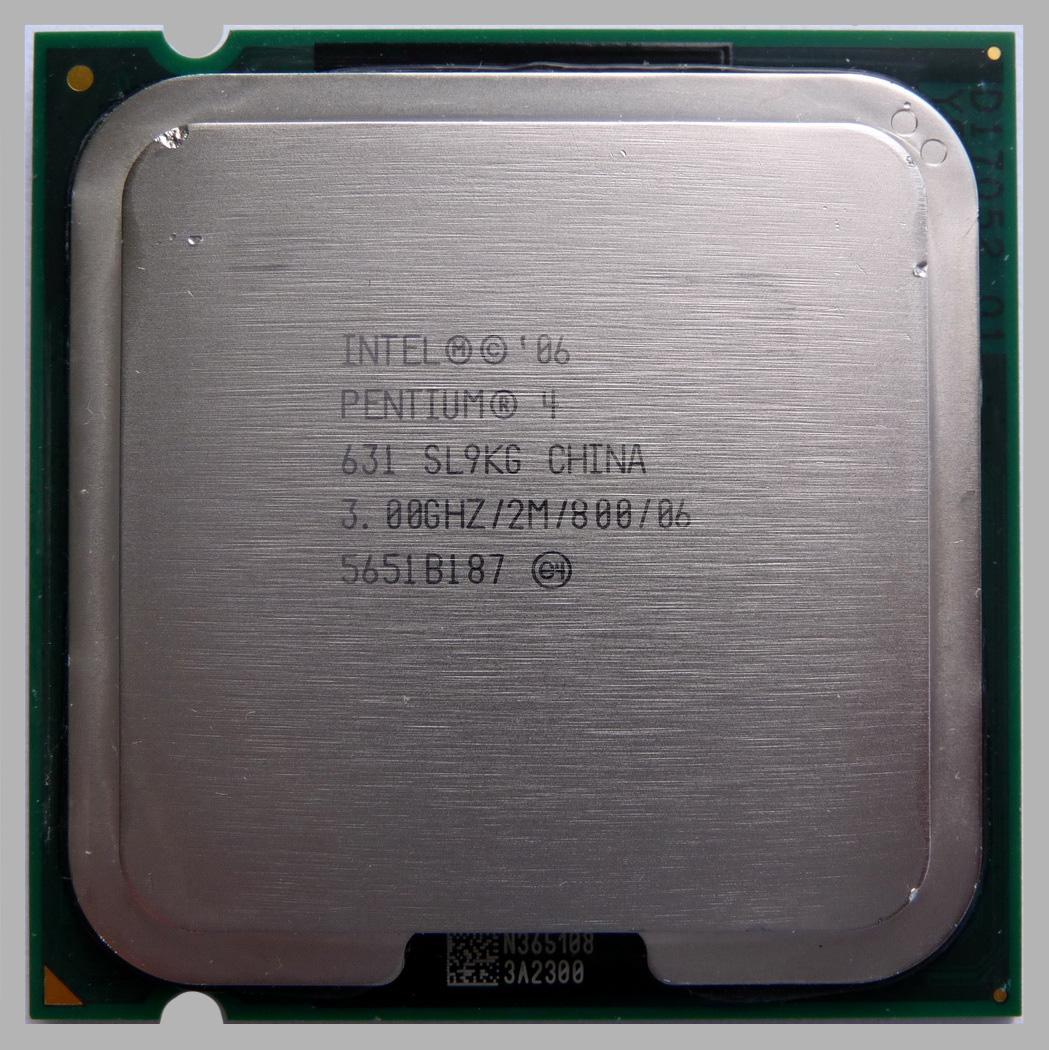 Скачать драйвер для интел пентиум 4